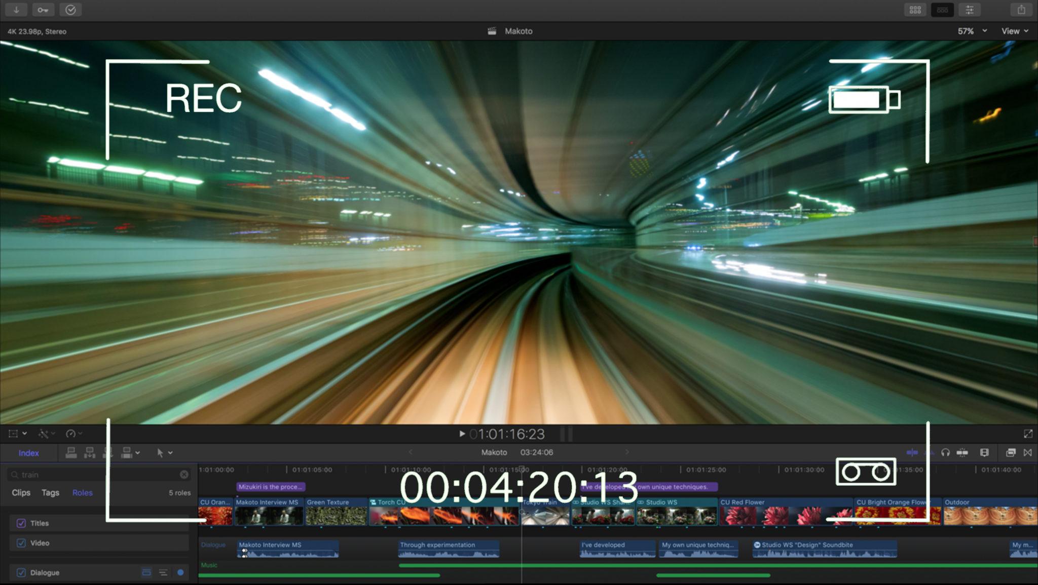 Grabación y Edición de Video